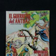 Tebeos: TEBEO COMIC EL GUERRERO DEL ANTIFAZ PUBLICACIÓN JUVENIL 1976 LA INVASIÓN DE LOS TARTAROS Nº 189. Lote 44270706