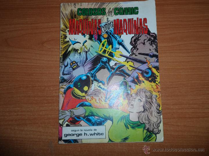 LUCHADORES DEL ESPACIO Nº 12 LA SAGA DE LOS AZNAR EDITORIAL VALENCIANA COLOSOS DEL COMIC (Tebeos y Comics - Valenciana - Colosos del Comic)