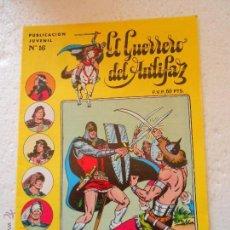 Tebeos: COMIC VALENCIANA. EL GUERRERO DEL ANTIFAZ 16 GAGO CON KING FORCE Y JOSE GRAU KA. Lote 44389950