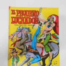 Tebeos: EL PEQUEÑO LUCHADOR. Nº 56. LA VICTORIA DE LOS NAVAJOS. EDITORIAL VALENCIANA. TDKC6. Lote 44556425