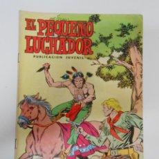 Tebeos: EL PEQUEÑO LUCHADOR. Nº 11. TAM TAMS LUGUBRES. EDITORIAL VALENCIANA. TDKC6. Lote 44556773