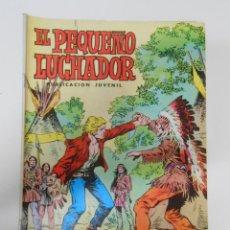Tebeos: EL PEQUEÑO LUCHADOR. Nº 14. EDITORIAL VALENCIANA. LA REVUELTA DE LOS APACHES. TDKC6. Lote 44558063