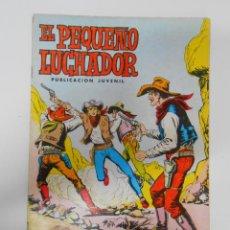 Tebeos: EL PEQUEÑO LUCHADOR. Nº 67 EL CABALLERO X. EDITORIAL VALENCIANA. TDKC6. Lote 44563033