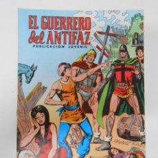 Tebeos: EL GUERRERO DEL ANTIFAZ - Nº 133 EDITORIAL VALENCIANA. EL RASTRO DE ALI-KAN. TDKC3. Lote 44595778