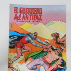 Tebeos: EL GUERRERO DEL ANTIFAZ - Nº 227 EDITORIAL VALENCIANA. AL SUR DE TOMBUCTU TDKC3. Lote 44595792