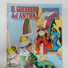 Tebeos: EL GUERRERO DEL ANTIFAZ - NUEVAS AVENTURAS Nº 222 EDITORIAL VALENCIANA. SEPARADOS POR MURALLAS TDKC3. Lote 44595964