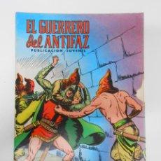 Tebeos: EL GUERRERO DEL ANTIFAZ Nº 124 EDITORIAL VALENCIANA. JUGANDOSE LA VIDA. TDKC3. Lote 44598007
