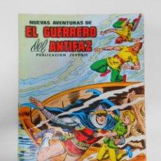 Tebeos: EL GUERRERO DEL ANTIFAZ - NUEVAS AVENTURAS - Nº 102 EDITORIAL VALENCIANA. OLAF EL VIKINGO. TDKC3. Lote 44627392