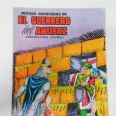 Tebeos: EL GUERRERO DEL ANTIFAZ - NUEVAS AVENTURAS - Nº 78 EDITORIAL VALENCIANA. EMPEDRADO VIVO. TDKC3. Lote 44627754