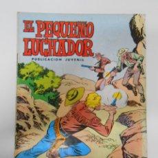 Tebeos: EL PEQUEÑO LUCHADOR. Nº 10. JUSTICIA CUMPLIDA. EDITORIAL VALENCIANA. TDKC6. Lote 44628255