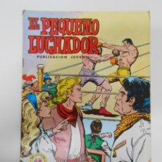 Tebeos: EL PEQUEÑO LUCHADOR. Nº 82. EL CAMPEON DE ARIZONA. EDITORIAL VALENCIANA. TDKC6. Lote 44628481
