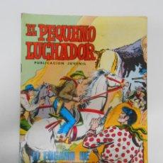 Tebeos: EL PEQUEÑO LUCHADOR. Nº 51. EL ENGAÑO DE LARRY SUTTON. EDITORIAL VALENCIANA. TDKC6. Lote 44628547