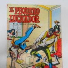 Tebeos: EL PEQUEÑO LUCHADOR. Nº 60. LA BANDA DE EL NEGRO. EDITORIAL VALENCIANA. TDKC6. Lote 44628675