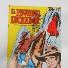 Tebeos: EL PEQUEÑO LUCHADOR. Nº 70 MORTEN ES CULPABLE. EDITORIAL VALENCIANA. TDKC6. Lote 44636248