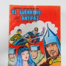 Tebeos: EL GUERRERO DEL ANTIFAZ - NUEVAS AVENTURAS - Nº 30 EDITORIAL VALENCIANA. CONJURA DE FALSARIOS TDKC1. Lote 44636302