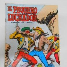 Tebeos: EL PEQUEÑO LUCHADOR. Nº 74. WARREN Y SUS PLANES. EDITORIAL VALENCIANA. TDKC6. Lote 44638471