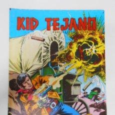 Tebeos: KID TEJANO Nº 28 EDITORIAL VALENCIANA. CHOQUE DE ENEMIGOS. TDKC6. Lote 44638569