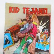 Tebeos: KID TEJANO Nº 29 EDITORIAL VALENCIANA. EL TESORO DE LOS COMENDADOR. TDKC6. Lote 44638598