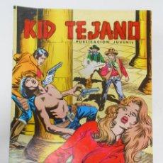 Tebeos: KID TEJANO Nº 31 EDITORIAL VALENCIANA. LA VOZ DEL PASADO. TDKC6. Lote 44638625