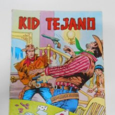 Tebeos: KID TEJANO Nº 1 EDITORIAL VALENCIANA. COLOSOS DEL COMIC. TDKC6. Lote 44638677