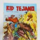 Tebeos: KID TEJANO Nº 12 EDITORIAL VALENCIANA. LA GARGANTA DEL CUERVO. TDKC6. Lote 44638684