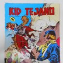 Tebeos: KID TEJANO Nº 14 EDITORIAL VALENCIANA. TIERRA VIOLENTA. TDKC6. Lote 44638698