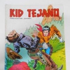 Tebeos: KID TEJANO Nº 11 EDITORIAL VALENCIANA. UNO MENOS. TDKC6. Lote 44638746