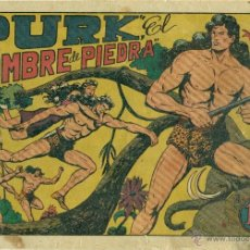 Tebeos: PURK EL HOMBRE DE PIEDRA Nº 1 ORIGINAL. Lote 44752992