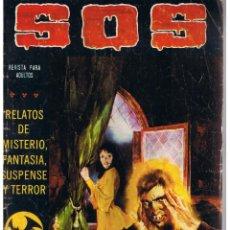 Tebeos: S O S. Nº 6. SEGUNDA EPOCA. VALENCIANA 1980. Lote 44770528
