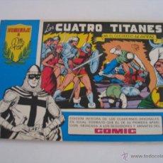 Tebeos: GUERRERO DEL ANTIFAZ 7. Lote 44811665