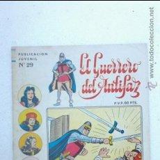 Tebeos: EL GUERRERO DEL ANTIFAZ - Nº 29 - 1973. Lote 44832180