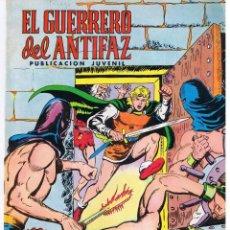 Tebeos: EL GUERRERO DEL ANTIFAZ. Nº 248, EL VIEJO DE LA MAZMORRA. VALENCIANA 1977.(C/A25). Lote 44860960