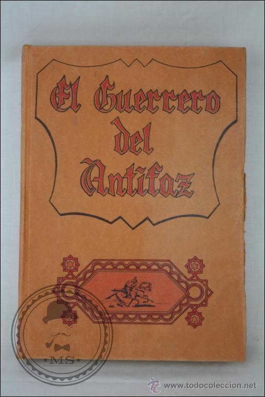 LIBRO / CÓMIC EL GUERRERO DEL ANTIFAZ - TOMO 11. EPISODIOS 201 AL 220 - EDITORIAL VALENCIANA - 1976 (Tebeos y Comics - Valenciana - Guerrero del Antifaz)