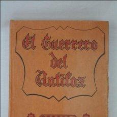 Tebeos: LIBRO / CÓMIC EL GUERRERO DEL ANTIFAZ - TOMO 11. EPISODIOS 201 AL 220 - EDITORIAL VALENCIANA - 1976. Lote 128305538