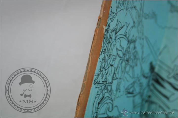 Tebeos: Libro / Cómic El Guerrero del Antifaz - Tomo 11. Episodios 201 al 220 - Editorial Valenciana - 1976 - Foto 3 - 128305538