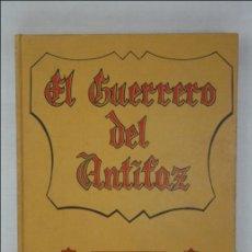 Tebeos: LIBRO / CÓMIC EL GUERRERO DEL ANTIFAZ - TOMO 7. EPISODIOS 121 AL 140 - EDITORIAL VALENCIANA - 1975. Lote 44992534