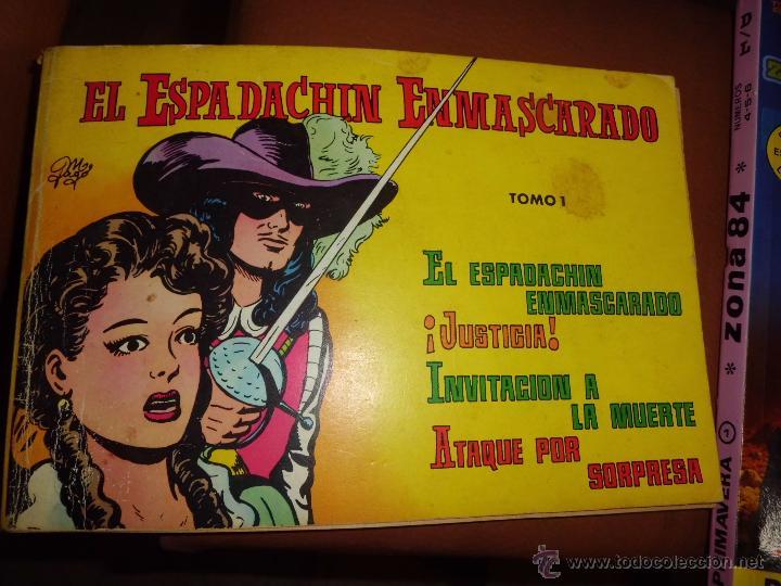 Tebeos: LOTE DE COMICS el guerrero el espadachin enmascarado y zona 84 ed. especial ed valenciana - Foto 4 - 44997282