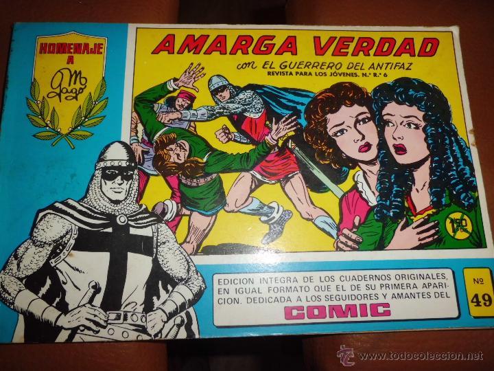 Tebeos: LOTE DE COMICS el guerrero el espadachin enmascarado y zona 84 ed. especial ed valenciana - Foto 6 - 44997282