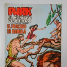 Tebeos: PURK EL HOMBRE DE PIEDRA. Nº 13. EL FRACASO DE DAMULA. VALENCIANA. TDKC2. Lote 45037137