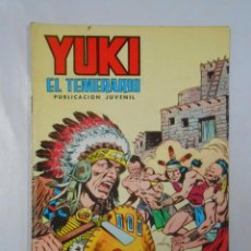 Tebeos: YUKI EL TEMERARIO. Nº 7. LA VENGANZA DE TORO BRAVO. VALENCIANA 1976. TDKC4. Lote 45047867
