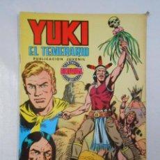 Tebeos: YUKI EL TEMERARIO. Nº 5. EL TROFEO DE LOS IROQUESES. VALENCIANA 1976. TDKC4. Lote 45047901