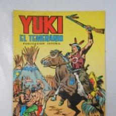 Tebeos: YUKI EL TEMERARIO. Nº 1. VALENCIANA. TDKC4. Lote 45047926