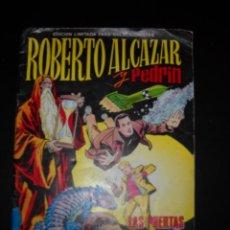 Tebeos: ROBERTO ALCAZAR Y PEDRIN ALBUM GIGANTE. Lote 45118232