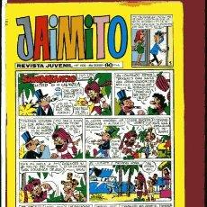 Tebeos: JAIMITO Nº 1636 BUEN ESTADO SANCHIS PALOP SERAFÍN NIN CARBÓ 1983 RR NINC. Lote 215548645