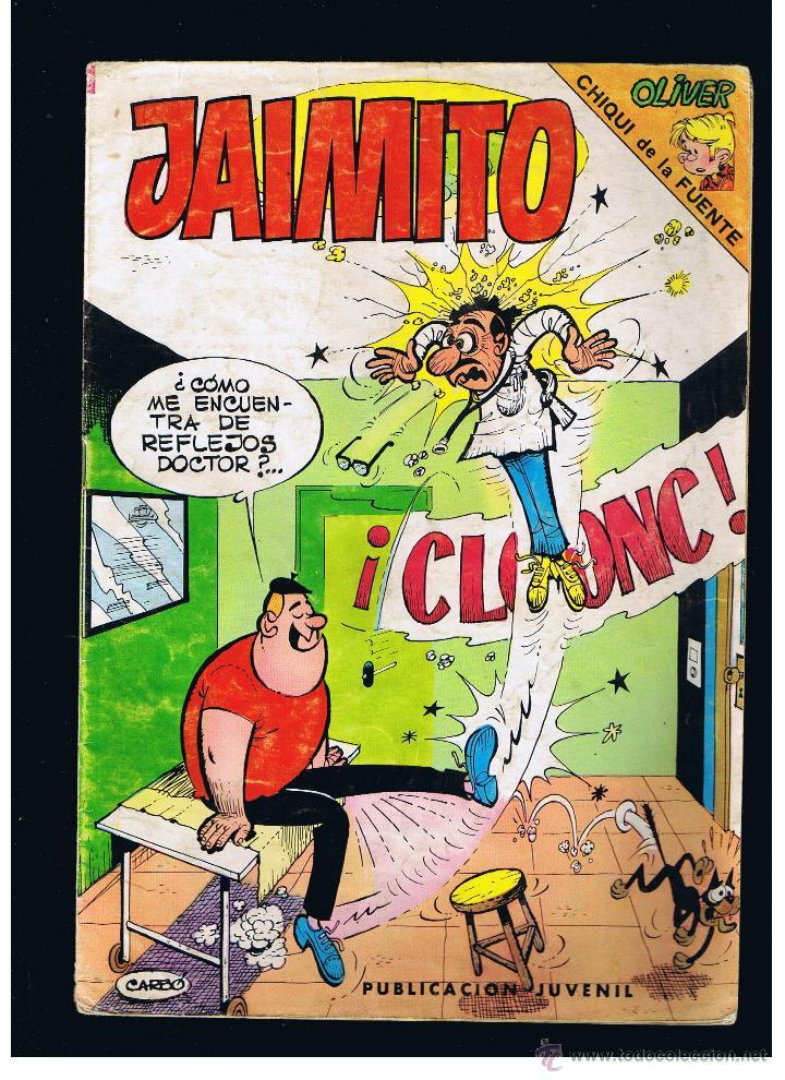 JAIMITO Nº 1644, EDITORIAL VALENCIANA (Tebeos y Comics - Valenciana - Jaimito)