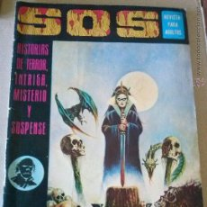Tebeos: SOS Nº 10- EDIVAL, - VALENCIANA. Lote 45210241