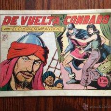 Tebeos: DE VUELTA AL CONDADO. Lote 45214157