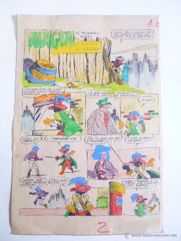 Tebeos: LOTE DE 10+2 CARTELES ED. VALENCIANA GUERRERO ANTIFAZ R. ALCAZAR LUCHADORES ESPACIO SUPERMAN OFRT - Foto 29 - 192163333