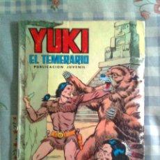 Tebeos - YUKI EL TEMERARIO-REEDICIÓN DE 1976-Nº 15-UNA COLECCIÓN APASIONANTE-2426 - 45273730