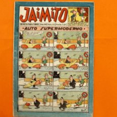 Tebeos: JAIMITO Nº 453 - EDITORIAL VALENCIANA - AÑO XIII -. Lote 45294026